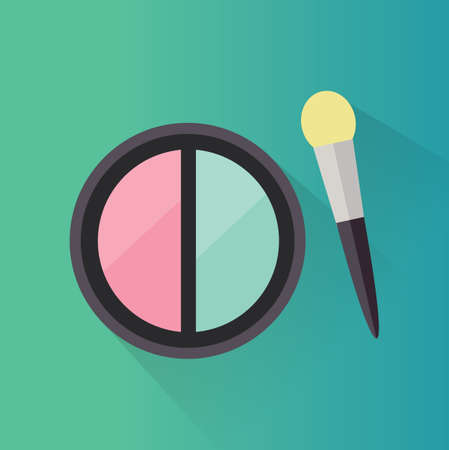 blusher: blusher Illustration