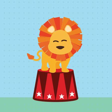 lion circus