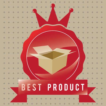 best product: best product label