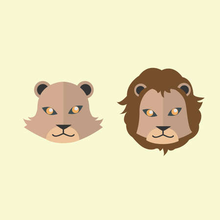 lioness: lion and lioness