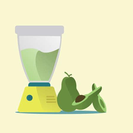 avocado: avocado juice