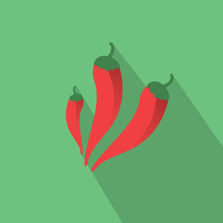 spicy chilli: chillis