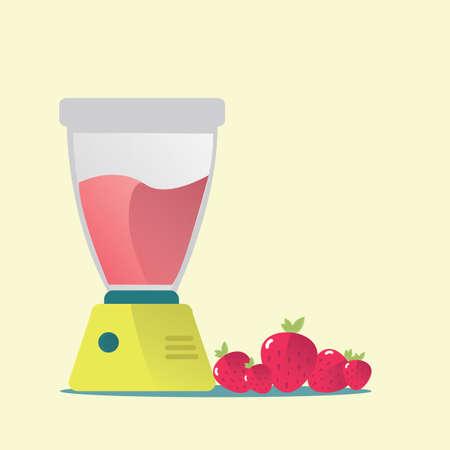 jus de fraise