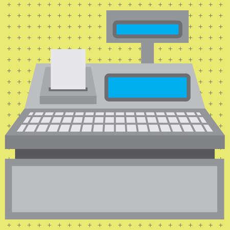 e cash: cash register