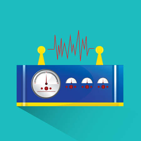 voltmeter: electrical measuring equipment