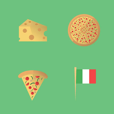toppings: pizza icons
