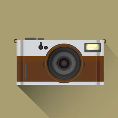 getaways: camera Illustration