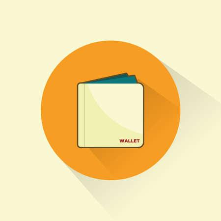 wallet: wallet Illustration