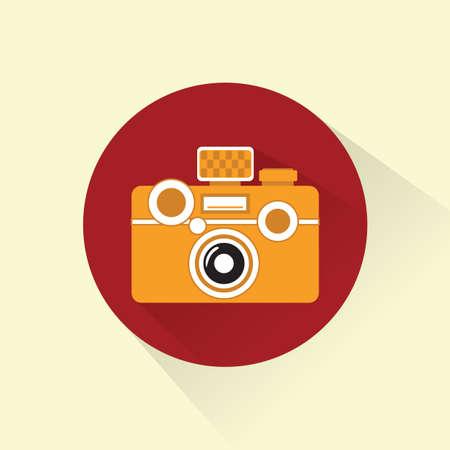snapshots: camera Illustration