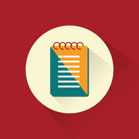 memorandum: notepad