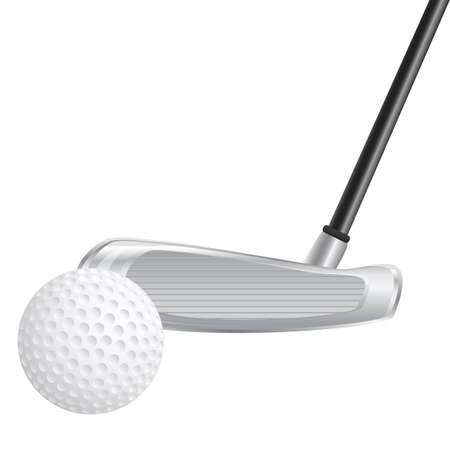 drivers: golf ball and club
