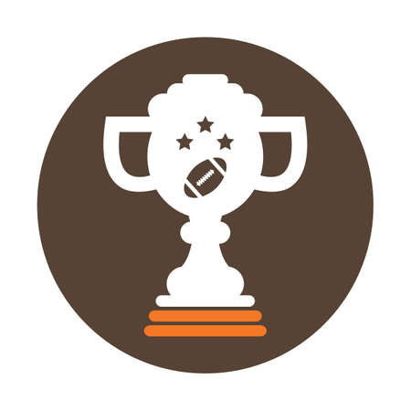 football trophy: football trophy cup