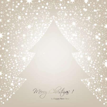 conception de carte joyeux Noël
