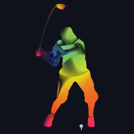 drivers: man playing golf