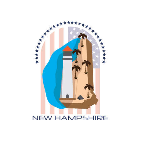 542 New Hampshire Us State Stock Illustrations, Cliparts And ...