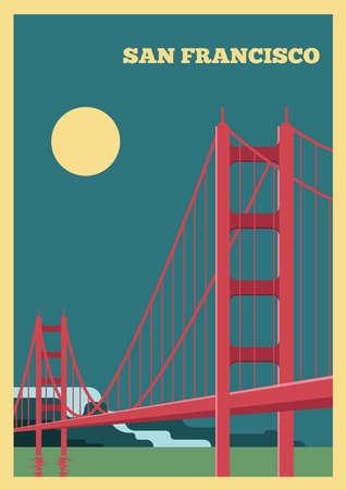 샌프란시스코 일러스트