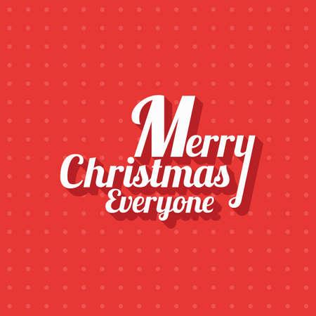 メリー クリスマス カードのデザイン