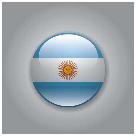 national identity: argentina flag