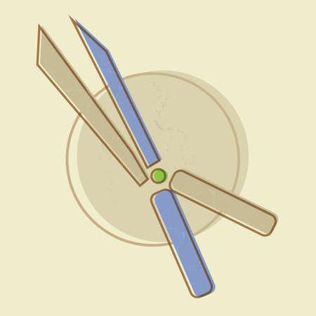 shears: garden shears
