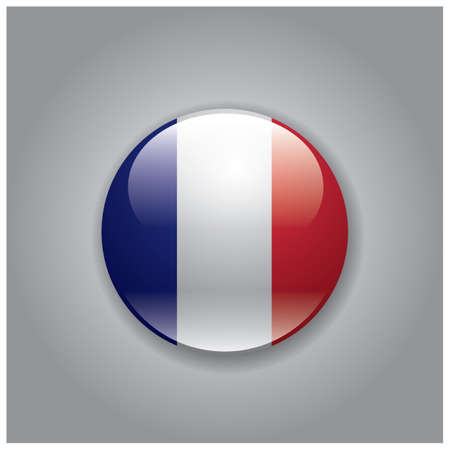 national identity: france flag