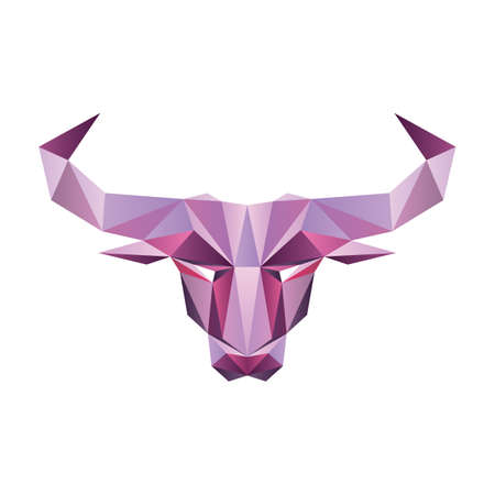 faceted: faceted bull
