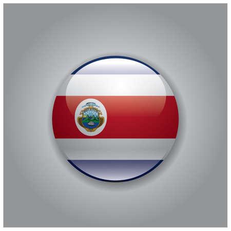 costa rican flag: costa rica flag