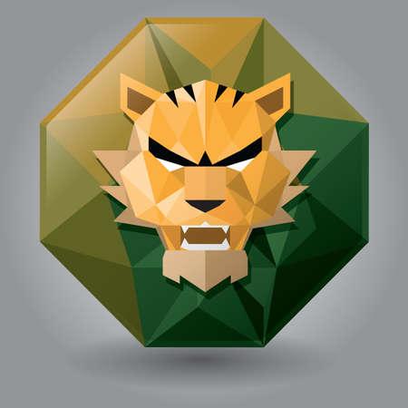felines: tiger