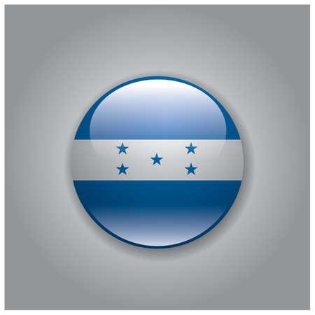 honduras: honduras flag