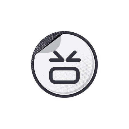 irritated: frustrated emoticon