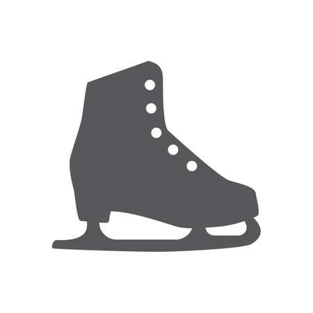 ice skate: ice skate shoe