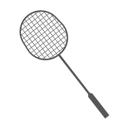 badminton racket: badminton racket