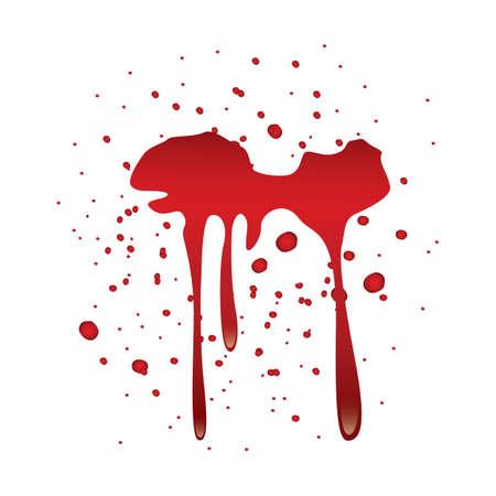 spatters: blood spatter