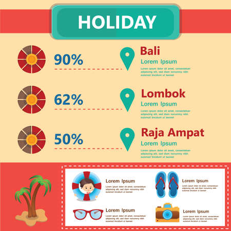 holiday: holiday infographic