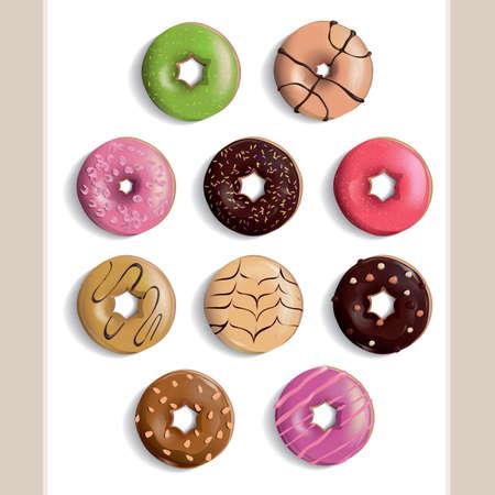 doughnut: doughnut collection