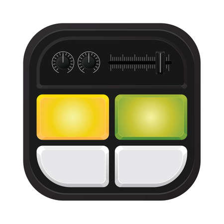 pad: midi pad controller