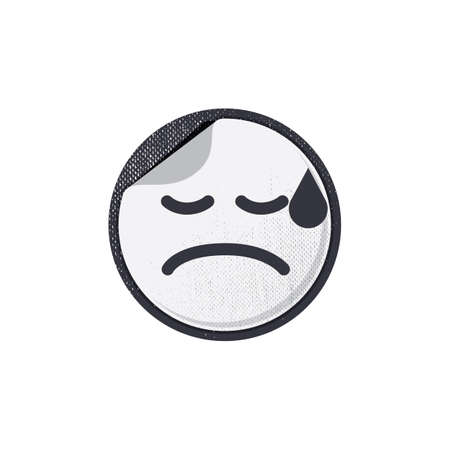 disappointed: emoticon feeling disappointed