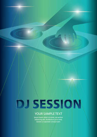 session: dj session