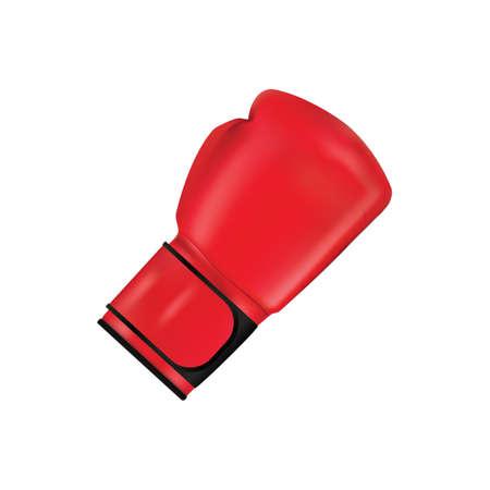glove: boxing glove Illustration