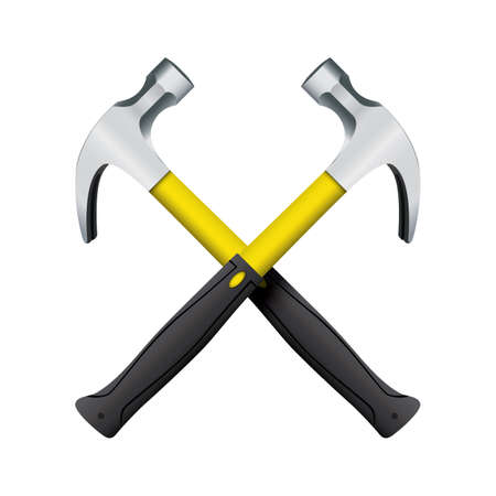 crossed hammers
