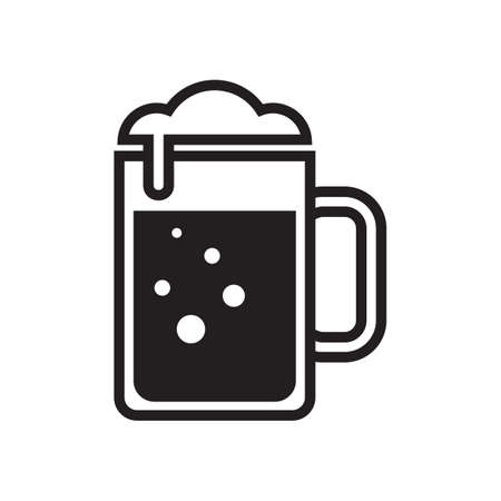 malt: beer in mug