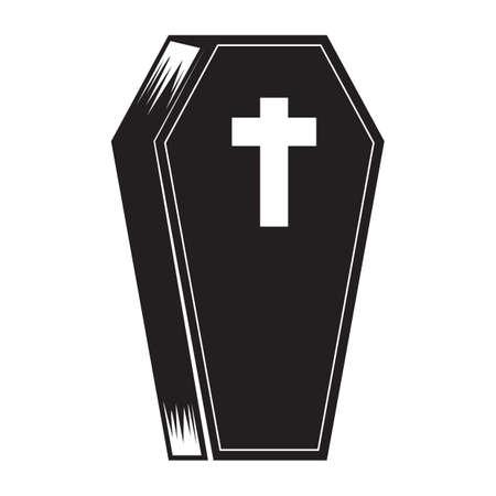 coffin Vettoriali