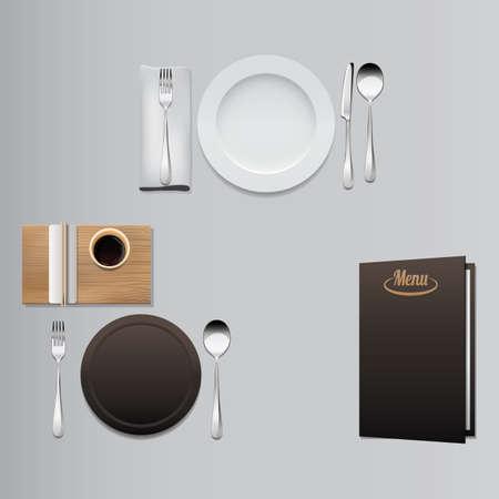snoop: restaurant cutlery set