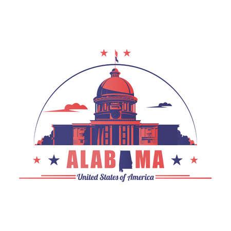 alabama: alabama state capitol building