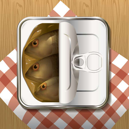 fishes: fishes in tin