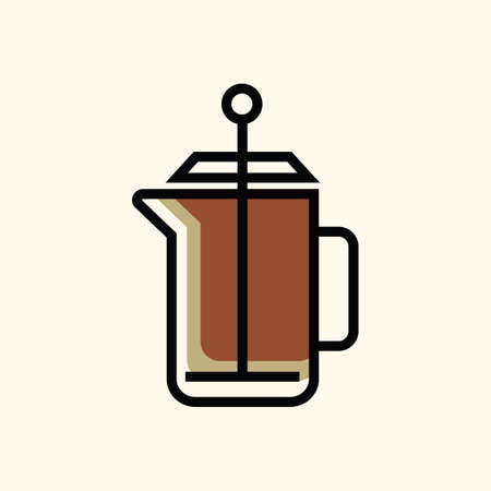 maker: french press coffee maker