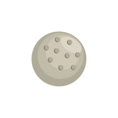 golf ball Illustration