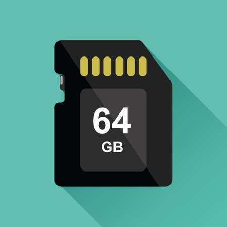 memory card: memory card