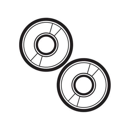 disks: compact disks