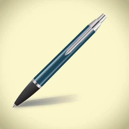 luxuries: pen Illustration
