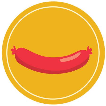 sausage: sausage